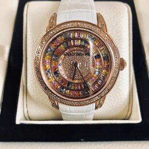 """Marco Moore """"399 diamonds"""" watch Limited Edition"""